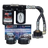 Amsoil BMK28 For d 6.7L Power Stroke Dual Remote Bypass Oil Filter Kit