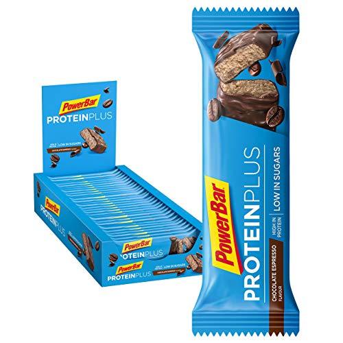 Protein Plus Bar Low Sugar, Chocolate Espresso - 30 x 35g