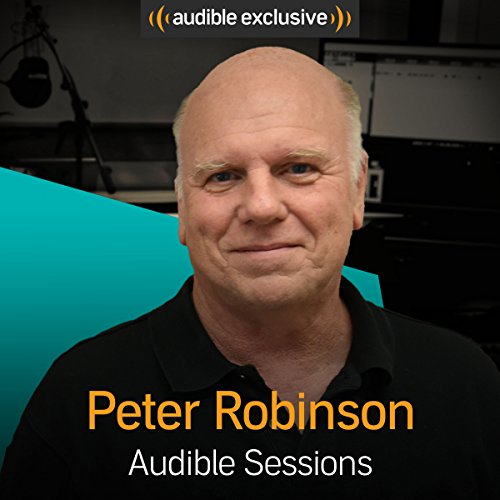 Peter Robinson audiobook cover art