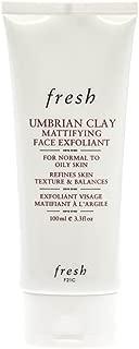 Fresh Umbrian Clay Mattifying Face Exfoliant 3.3oz (100ml)