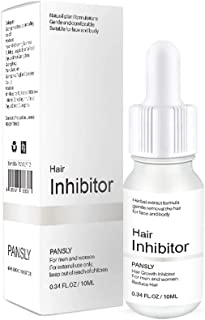 PANSLY 10ml Hair Growth Inhibitor for Men Women Permanent Hair Removal Serum