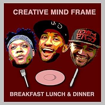 Breakfast Lunch & Dinner (feat. Kadesh Flow, Eyeq & RobotPrins)