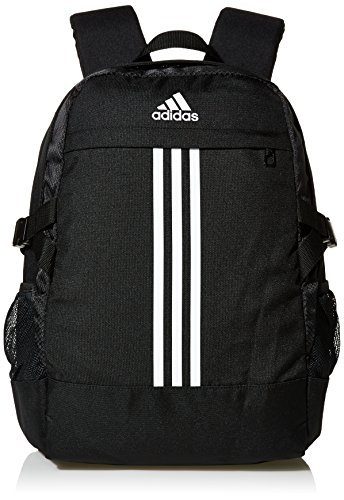 adidas Bp Power III - Mochila, color negro / blanco, talla M