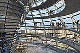 NHJUIJ Puzzles 1000 Piezas Madera niño Puzzle Reichstag de Berlín Miniatura diypara Adultos Arte DIY Juguetes