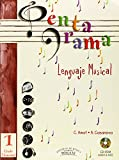 Pentagrama Lenguaje Musical: Pentagrama I Lenguaje Musical Elemental: Grado Elemental: 1 (Pentagrama Lenguaje Musical 1)