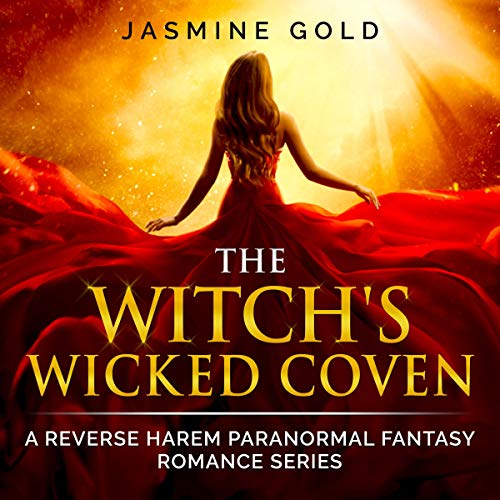The Witch's Wicked Cove audiobook cover art