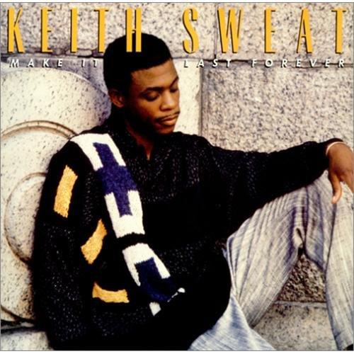 Debut Album incl. I Want Her LP (Vinyl Record Schallplatte Keith Sweat, 8...