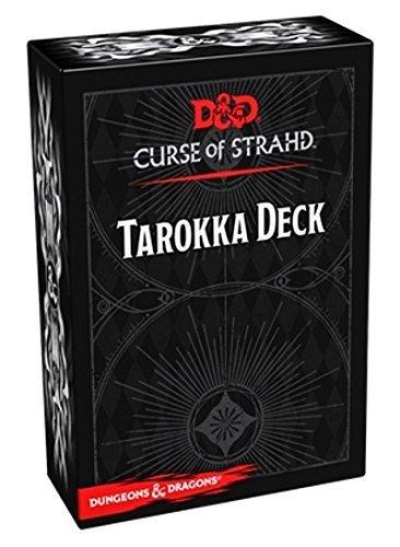 D&D: Tarokka Deck Board Game by Gale Force 9