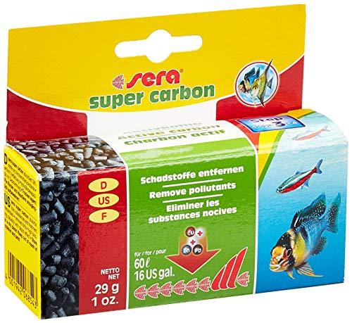 Sera, Super Carbon - Carbone Attivo
