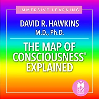 The Map of Consciousness Explained audiobook cover art