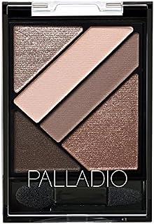 (Debutante) - Palladio Silk FX Eyeshadow Palette, Debutante, 5ml