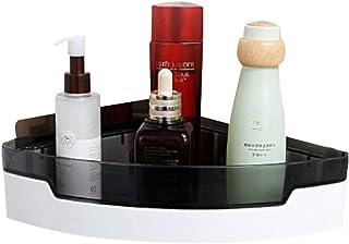 CGLOVEWYL étagère Triangle Murale Rangement d'angle Organisateur de Bain shampooing Stockage cosmétique pour Cuisine ménag...