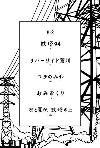『君と夏が、鉄塔の上』の3枚目の画像