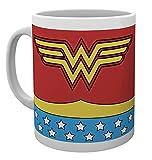 GB Eye LTD, DC Comics, Wonder Woman Costume, Taza de Ceramica