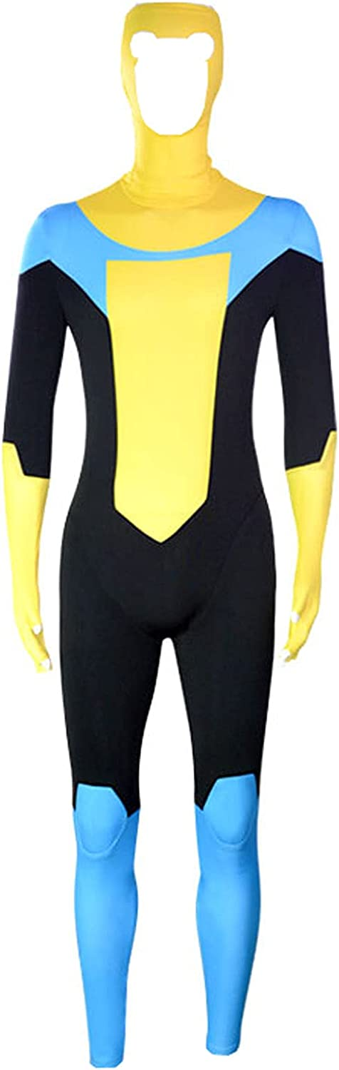Invincible Coaplay Challenge the lowest price of Japan Costume Unisex Mark Ranking TOP6 Outfit Jumpsuit O Grayson