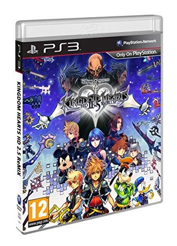 Kingdom Hearts HD II.5 ReMix