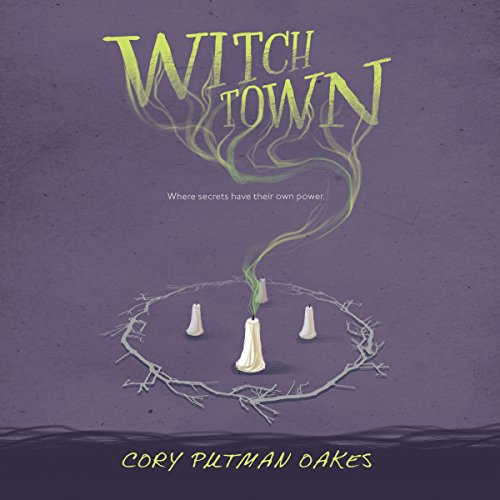 Witchtown audiobook cover art