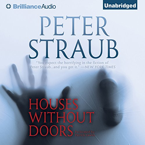 Houses Without Doors audiobook cover art