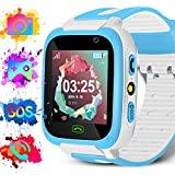 Kids Phone Smart Watch for 3-14 Years Girls Boys Toddler 2 Way Call