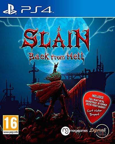 PS4 - Slain Back from Hell [PAL ITA]