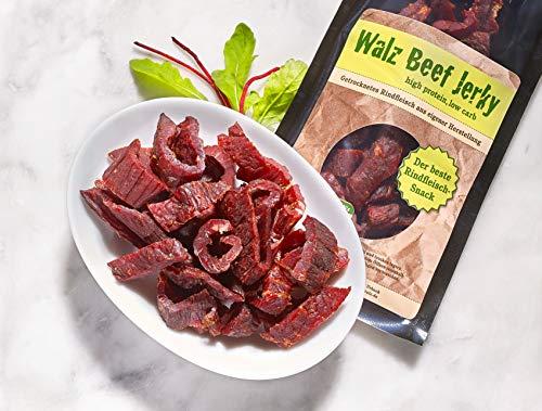 Walz Beef Jerky Barbecue Style 5 mal 100g eigene Herstellung in Deutschland