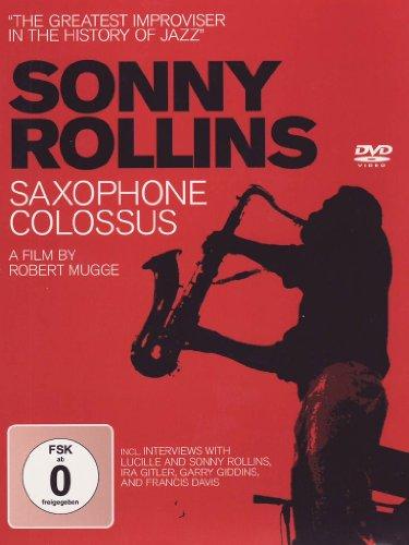 Sonny Rollins - Saxophone Collosus