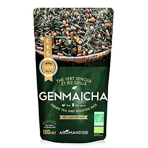 Youdoit tè Verde Biologico e Riso Genmaicha 100 g