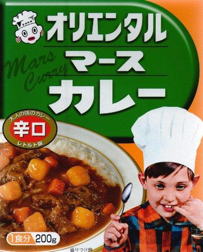 オリエンタル マースカレー 辛口×30