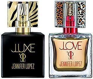 Jennifer Lopez JLuxe and JLove Eau De Parfum Collection Gift Set