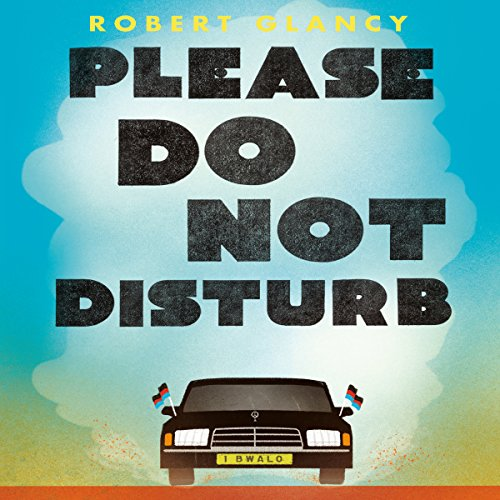 Please Do Not Disturb audiobook cover art