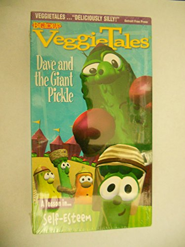 Dave and the Giant Pickle (VeggieTales)