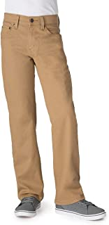Signature by Levi Strauss & Co. Gold Label. Big Boys' Modern Straight Jeans