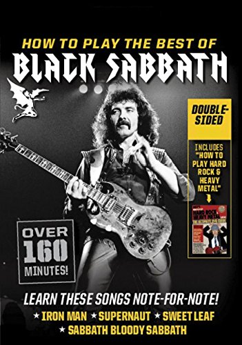 How to Play the Best of Black Sabbath [Instant Access]