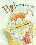 Raj the Bookstore Tiger