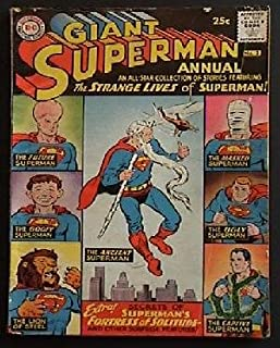 Giant Superman Annual! (No. 3)