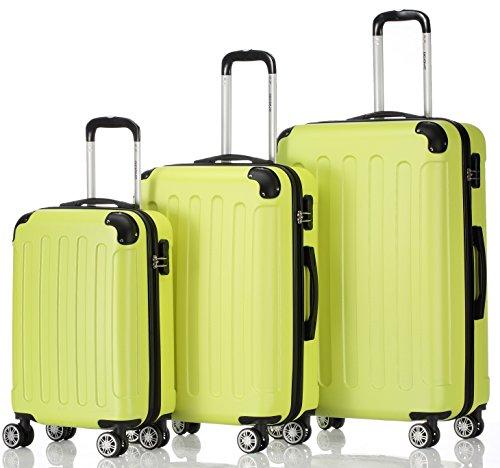 Zwilling - Conjunto de equipaje de viaje 3 piezas - 10 Colores