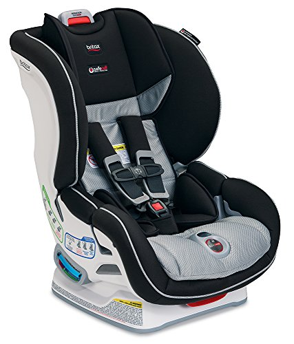 Britax Marathon G4.1 Convertible Car Seat - Silver Cloud