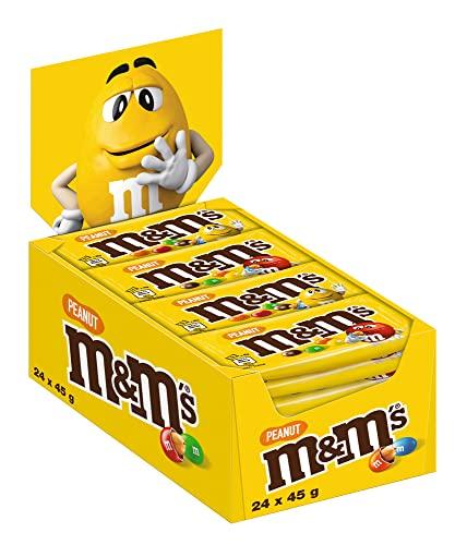 M&M'S -   | Peanut |