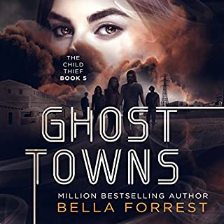Page de couverture de Ghost Towns