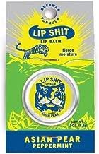 Blue Q Lip Shit Lip Balm-Asian Pear Mint