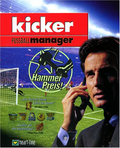 Kicker - Fussball-Manager