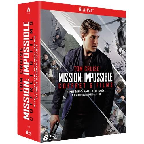 Mission : Impossible-L'intégrale des 6 Films [Blu-Ray]