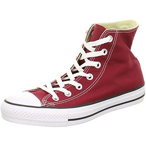 Converse Chuck Taylor All Star Rubber - Zapatillas unisex adulto, color rojo...