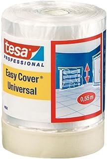 comprar comparacion TESA 04368-00009-02 - Cinta para pintar en interior en grandes areas Easy Cover Universal serie 4368-33m x 1400mm
