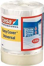 TESA 04368-00000-03 04368-00000-03-Cinta para Pintar en Interior en Grandes Areas Easy Cover Universal Serie 4368-33m x 2100mm