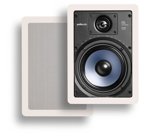 "Polk Audio RC65i 2-way Premium In-Wall 6.5"" Speakers"