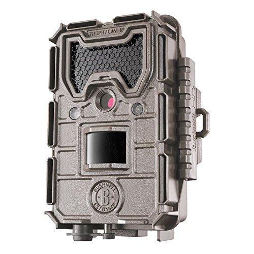 Bushnell bn119876Trophy Cam HD agresor 20MP cámara de caza, Tan No GlowMulticolor