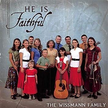 He Is Faithful