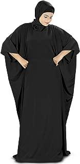 MyBatua Women's Kaftan, Free Size Abaya, Dubai Islamic Dress, Muslim Maxi KF-001