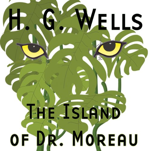 The Island of Dr. Moreau (Dramatized) audiobook cover art